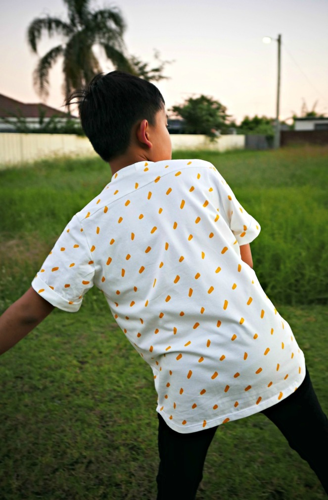 shirt back s